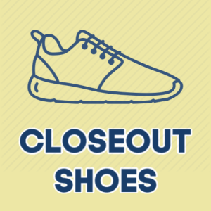 Closeout Shoes